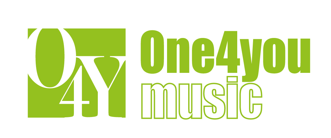one4you Logo grün 01